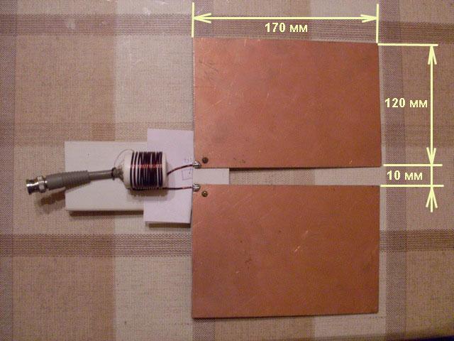 ЕН антенны на 27 МГц.